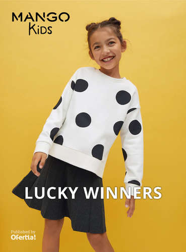 Lucky Winners- Page 1