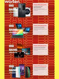 Big Bang descuentos