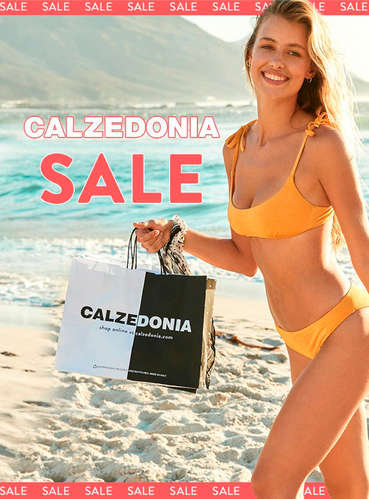 Calzedonia Sale- Page 1