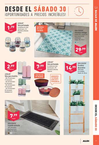 Vuelve nuestro BAZAR con los mejores precios para disfrutar como nunca- Page 1