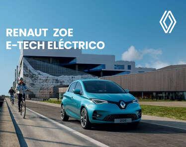 Renault Zoe E-Tech Eléctrico- Page 1