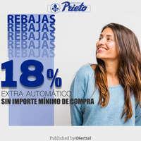18% extra automático
