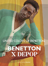 Benetton x Depop