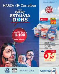 Marca Carrefour per a experts estalviadors