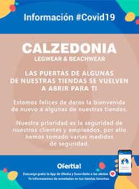 Información Calzedonia #covid19