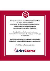 Bricocentro Informa - Gamonal #EsteVirusLoParamosUnidos