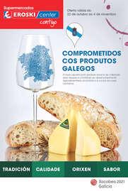 - Comprometidos cos produtos galegos -