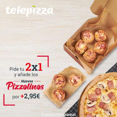 Añade los nuevos pizzolinos- Page 1