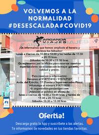 ¡Hemos ampliado horario! #Desescalada