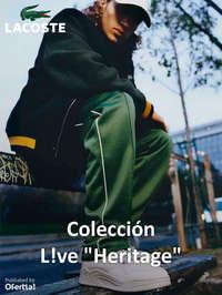 Colección L!ve Heritage