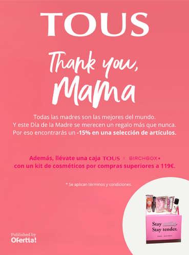 Thank you mama! -15% en una selección de artículos- Page 1