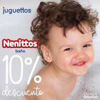 10% Nenittos baño