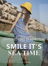 Smile, it's sea time