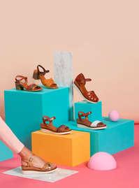 Tendencias en calzado de verano
