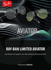 Ray-Ban Limited Aviator