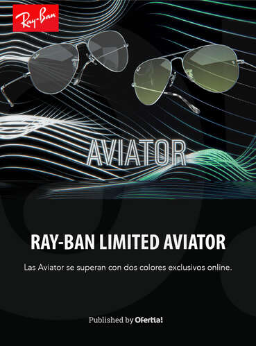 Ray-Ban Limited Aviator- Page 1