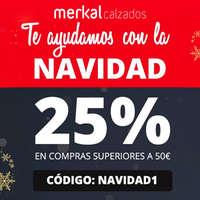¡Te ayudamos con la Navidad! 25%