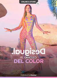El Oráculo del Color - Hipnótica, sensual y seductora