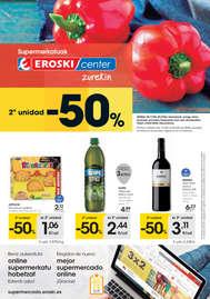 2ª unidad -50% - Eroski Center