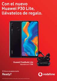 Con el nuevo Huawei P30 Lite, llévatelos de regalo.