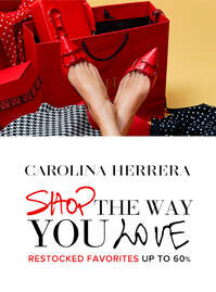 Shop the way you love. Favorites up to 60%