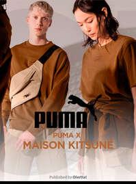 Puma x Maison Kitsuné