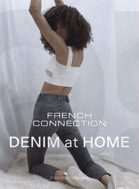 Denim at home