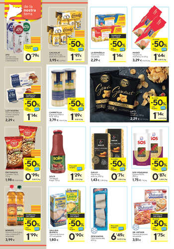2ª unitat -50% en els productes senyalats- Page 1