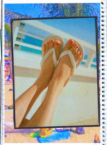 Summer Splash- Page 1
