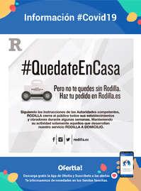 Información Rodilla-Haz tu pedido #Covid19