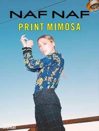 Print Mimosa
