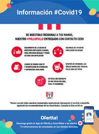 Información KFC #Covid19