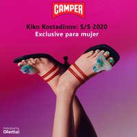 Kiko Kostadinov SS 2020. Exclusive para mujer