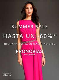 Summer Sale. Hasta un -60%