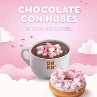 Chocolate con nubes