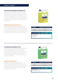 Productos para el cuidado y mantenimiento del vehículo