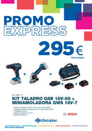 Promo express 🔥