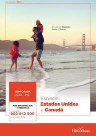 Especial Estados Unidos y Canadá 2020-2021