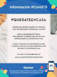 Información La Mallorquina #Covid19