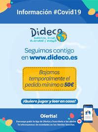 Información Dideco #Covid19
