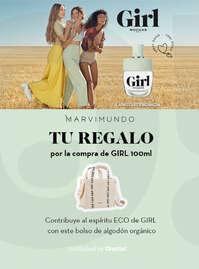 Contribuye al espíritu ECO de GIRL 💚