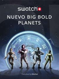 Nuevo Big Bold Planets