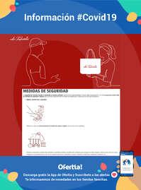 Información La Tagliatella #Covid19