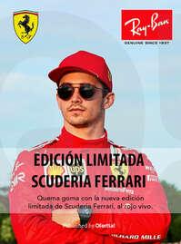 Edición limitada Escuderia Ferrari 🔥