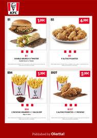 Cupones KFC
