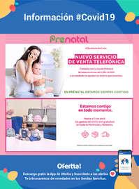 Información Prenatal #Covid19