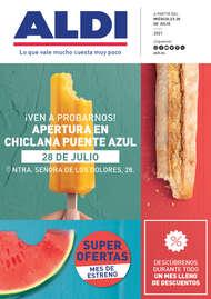 ¡Ven a probarnos! Apertura en Chiclana Puente Azul