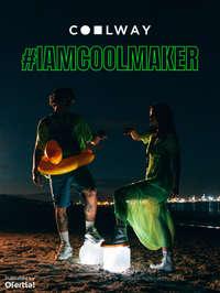 #IAmCoolMaker