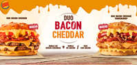 Duo Bacon Cheddar