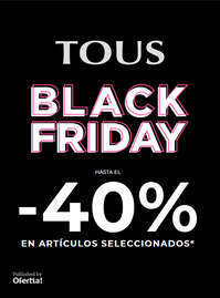 Black Friday -40%